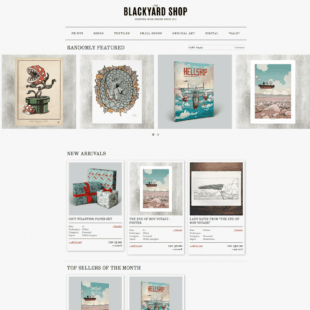 Blackyard Webdesign 1 Webdesign Bern Schweiz