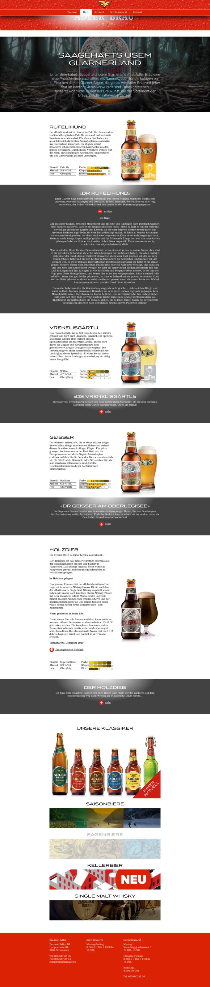 Bildschirmfoto am 2019 08 28 um 16 59 42 fullpage Webdesign Bern Schweiz