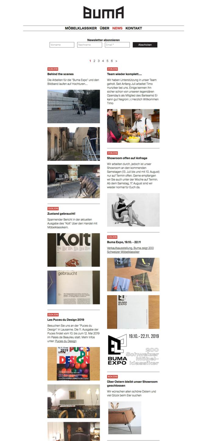 Bildschirmfoto am 2019 08 28 um 17 21 22 fullpage Webdesign Bern Schweiz