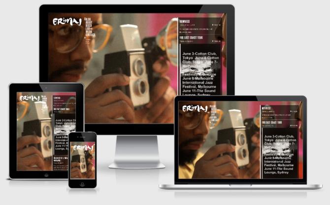 Erimaj Webdesign Bern Schweiz