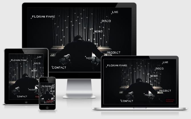 Folrianfavre Webdesign Bern Schweiz