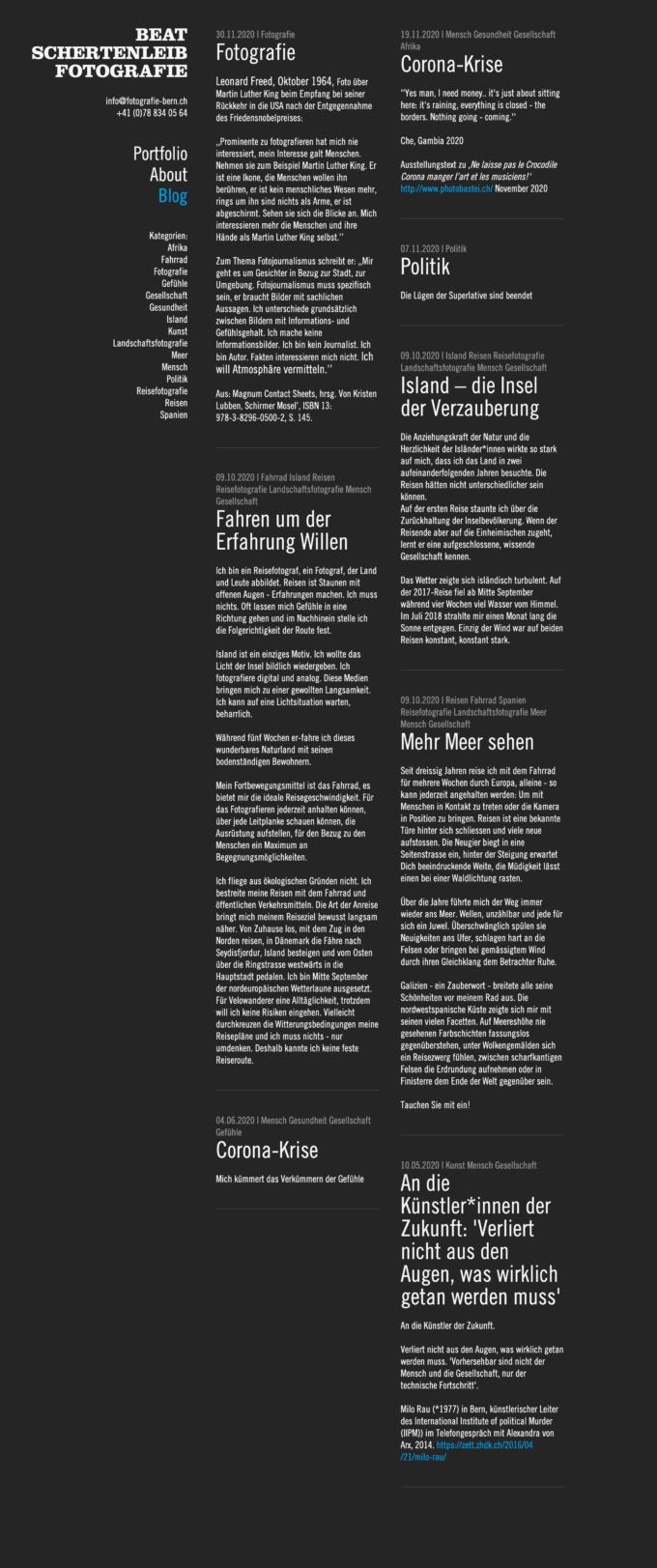 Bildschirmfoto am 2021 02 11 um 11 31 15 fullpage Webdesign Bern Schweiz