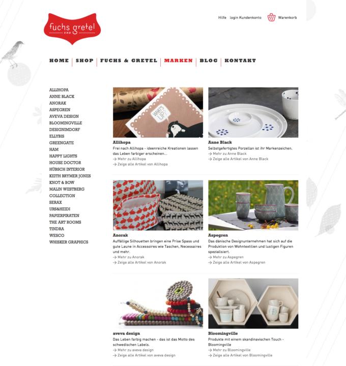 Fuchs Und Gretel Webdesign 3 Webdesign Bern Schweiz