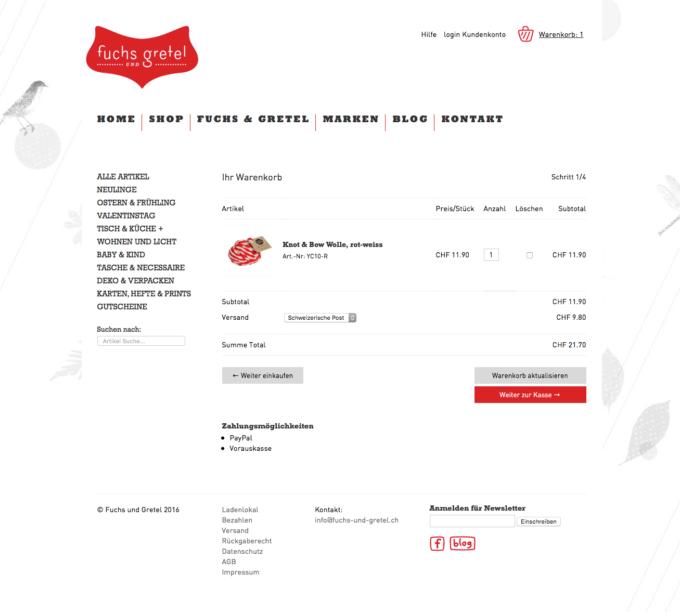 Fuchs Und Gretel Webdesign 6 Webdesign Bern Schweiz
