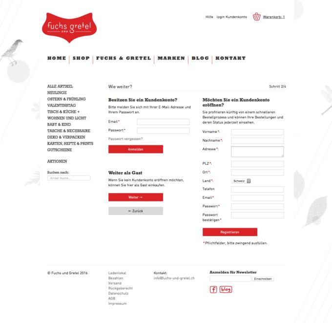 Fuchs Und Gretel Webdesign 7 Webdesign Bern Schweiz