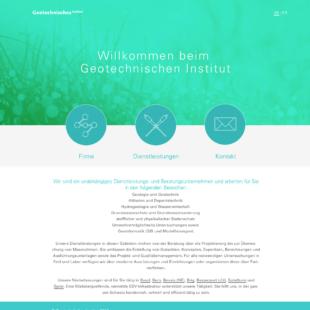 Geo Online Webdesign 1 Webdesign Bern Schweiz