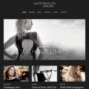 Gwendolyn Maisin Webdesign 6 Webdesign Bern Schweiz