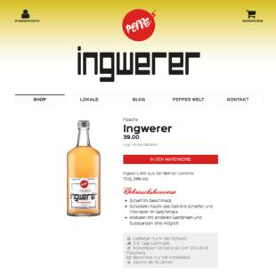 Ingwerer Webdesign 1 Webdesign Bern Schweiz