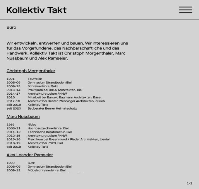 Bildschirmfoto am 2021 02 09 um 16 40 22 fullpage Webdesign Bern Schweiz
