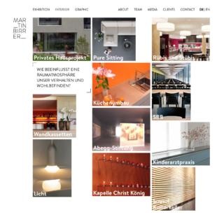 Martinbirrerdesign Webdesign 6 Webdesign Bern Schweiz