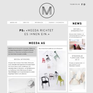 Meeda Webdesign 1 Webdesign Bern Schweiz