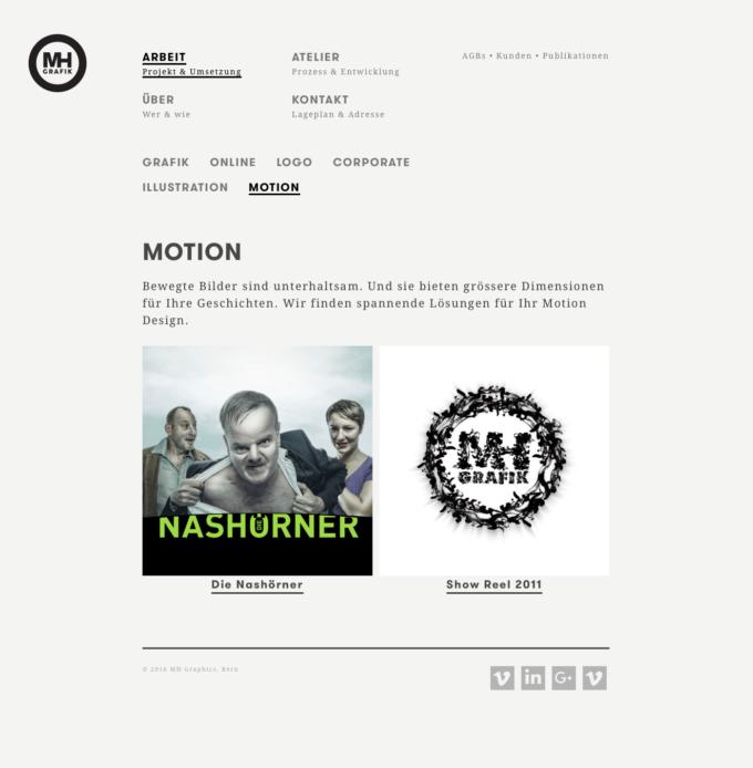 Mhg Webdesign Outline4 2 Webdesign Bern Schweiz