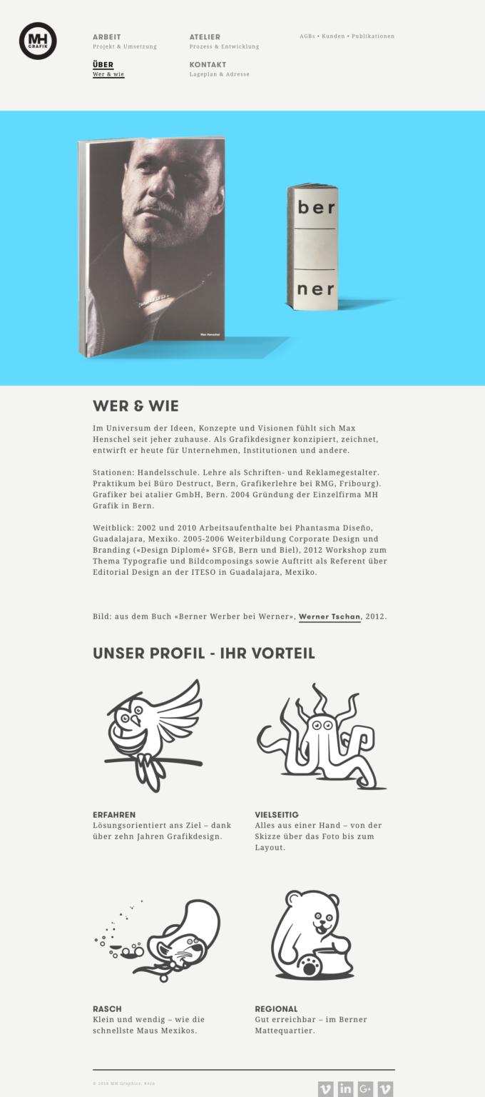Mhg Webdesign Outline4 4 Webdesign Bern Schweiz