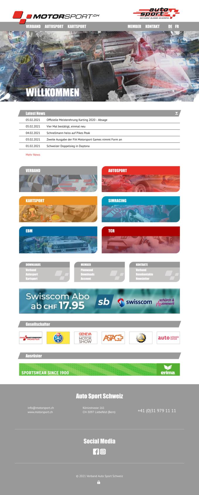 Bildschirmfoto am 2021 02 08 um 09 26 16 fullpage Webdesign Bern Schweiz