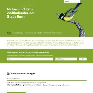 Natur Umweltkalender Bern Webdesign Outline4 2 Webdesign Bern Schweiz