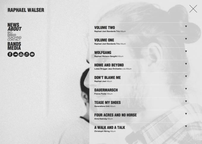 Raphaelwalser Webdesign 5 Webdesign Bern Schweiz