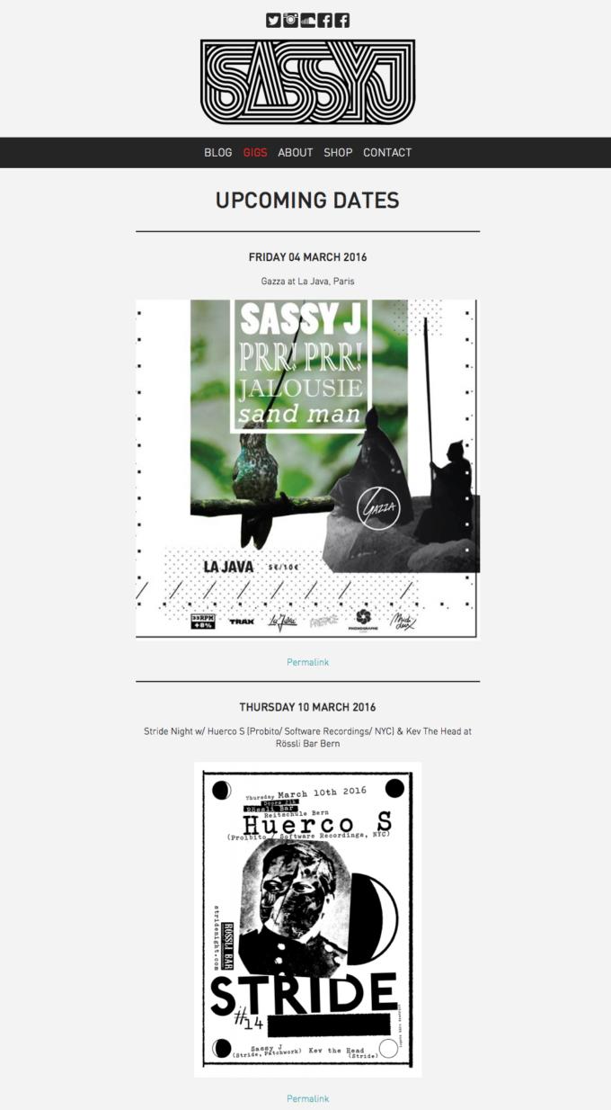 Sassyj Webdesign 5 Webdesign Bern Schweiz