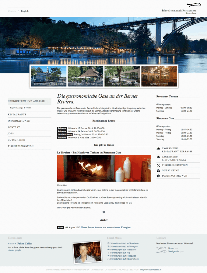 Schwellenmaetteli Webdesign 1 Webdesign Bern Schweiz