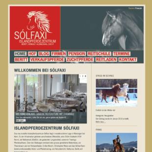 Solfaxi Webdesign 1 Webdesign Bern Schweiz